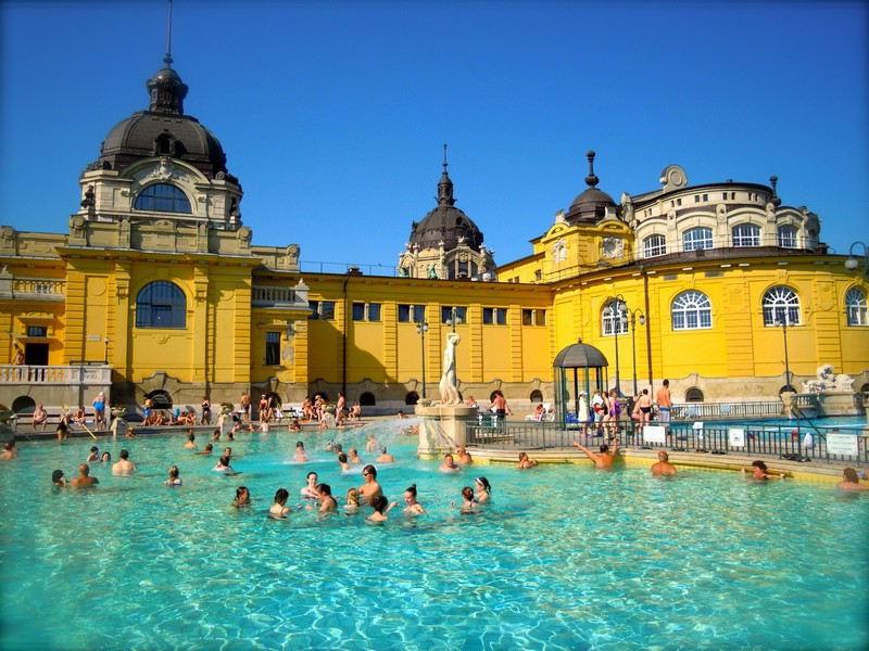 Guide pour voyager à Budapest