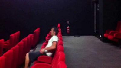 Choisir sa place au cinéma