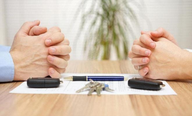 Préparer un divorce