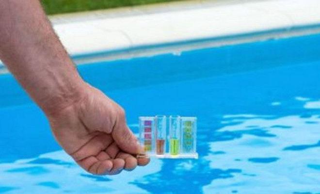 Qualité eau d'une piscine