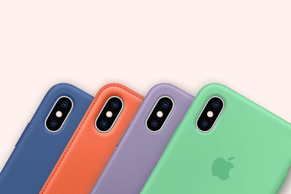 étui pour iPhone X