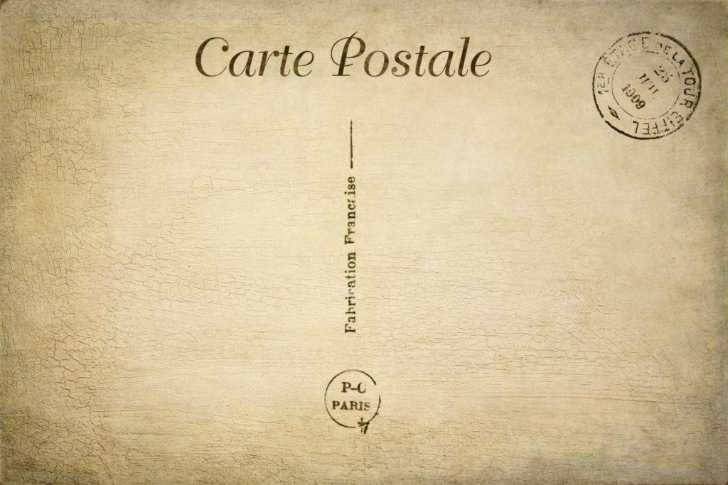 Vendre des cartes postales anciennes qui ont de la valeur