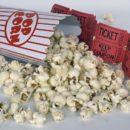 Cinema pop corn