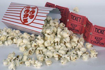Cinema pop corn