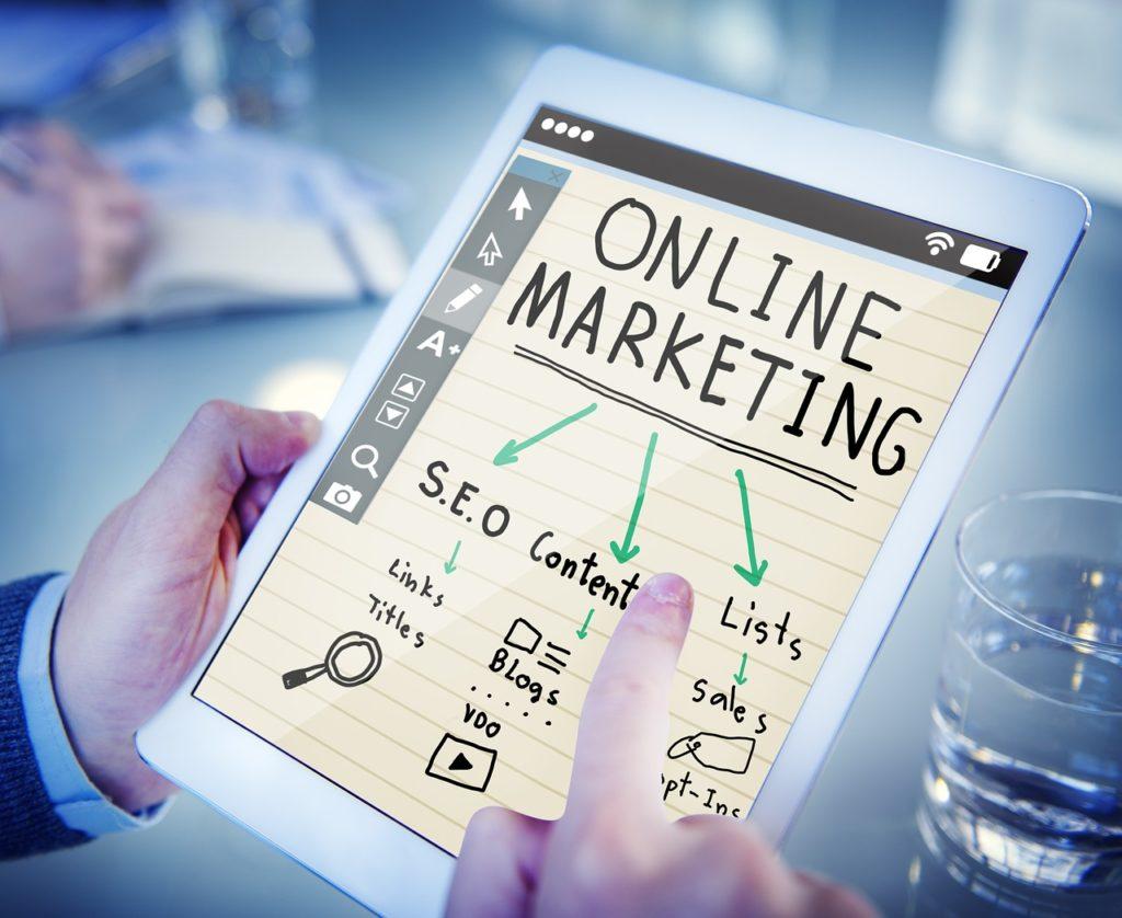Le référencement naturel, un des prioncipes du marketing en ligne