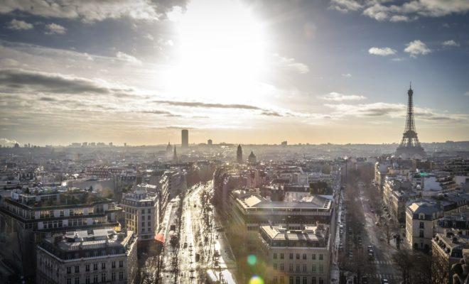 Paris la ville