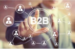 le B2B exploite la puissance d'internet