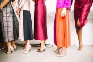 les couleurs de la mode en 2019