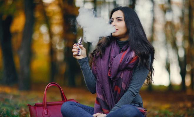 Composition liquide pour e-cigarette