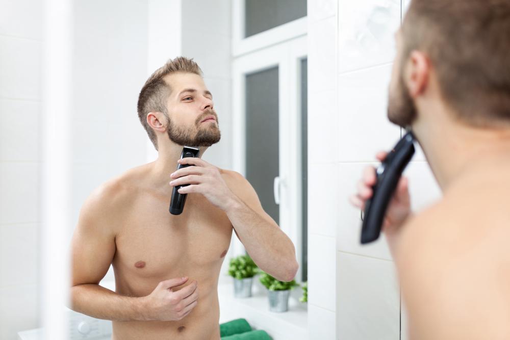 tondeuse à barbe pro