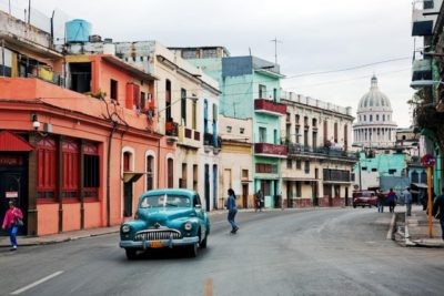 hébergement à Cuba