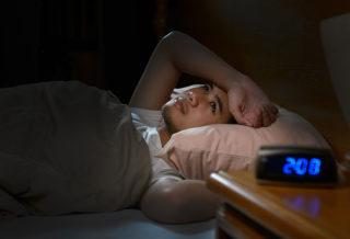 problème d'insomnie