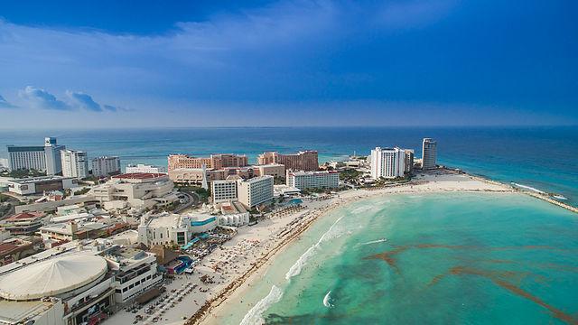 découvrir plages Mexique
