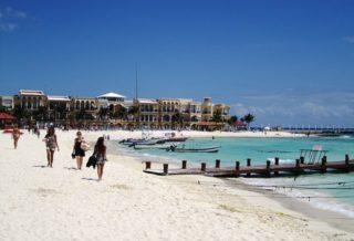 plages Mexique