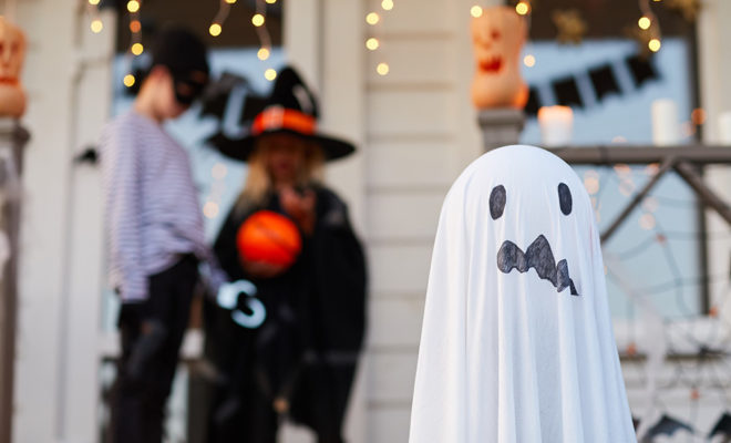 déco d'Halloween