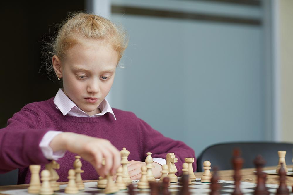 enfants et échecs
