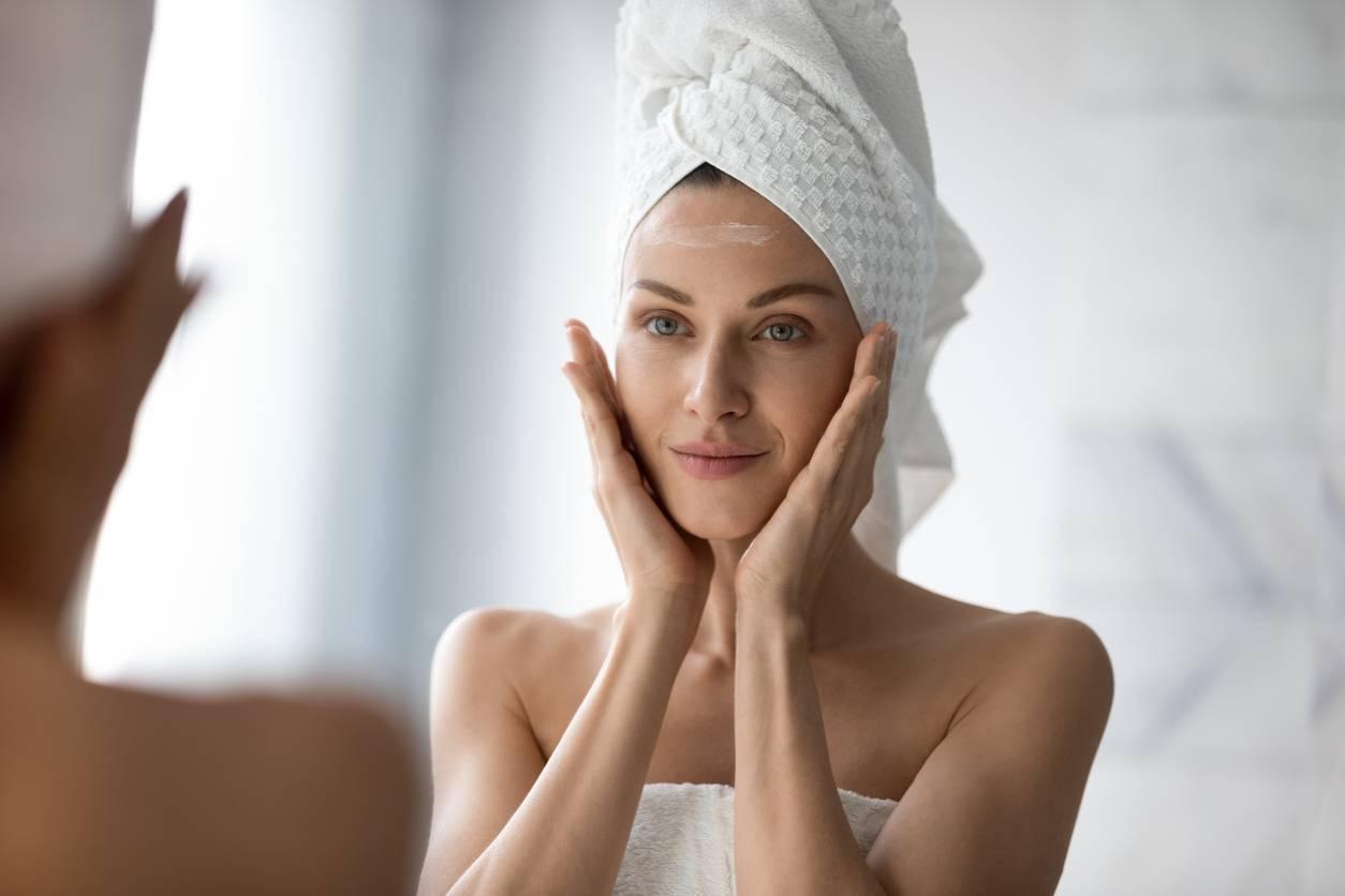 soins pour peau douce
