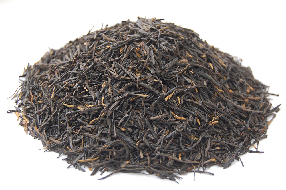 vertus thé noir
