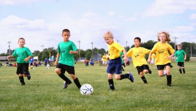 football enfant