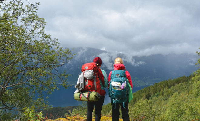sac à dos randonnées