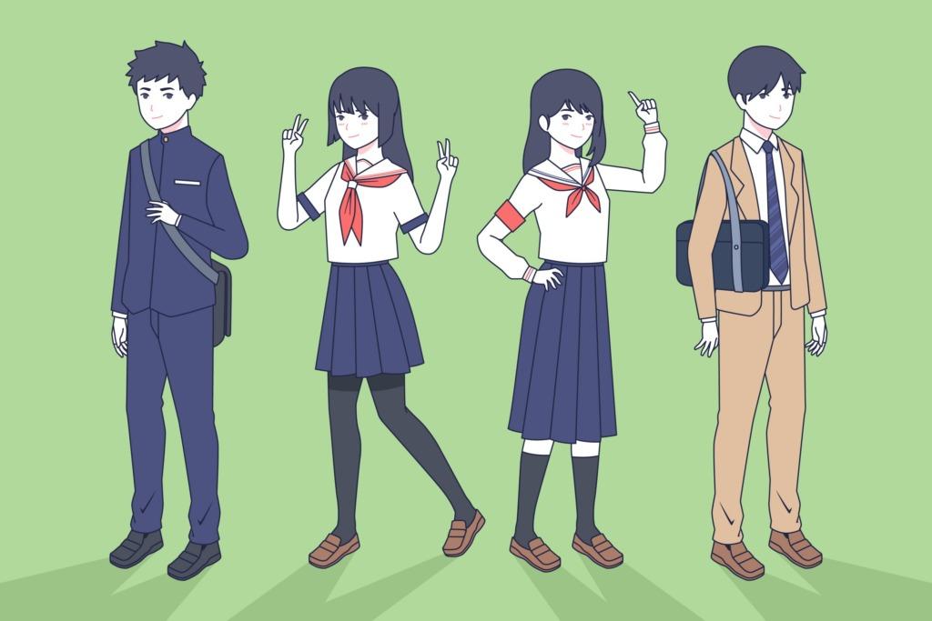 série manga