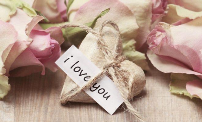 déclarations d'amour