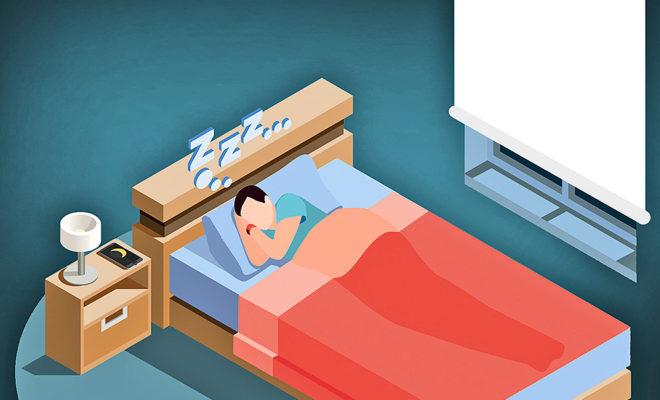 dormir en été