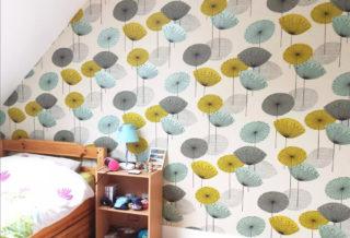 papier peint chambre