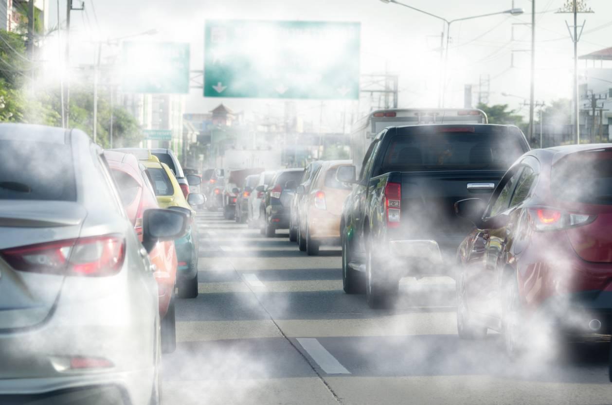 vignette anti-pollution