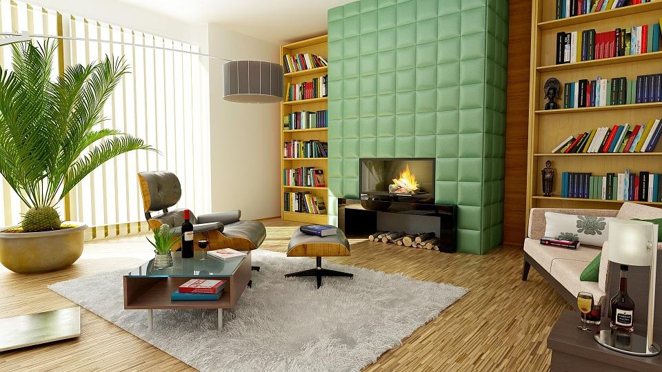 aménagment d'un salon d'appartement