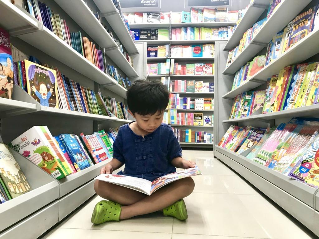 faire lire enfant