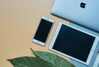 une coque iPad