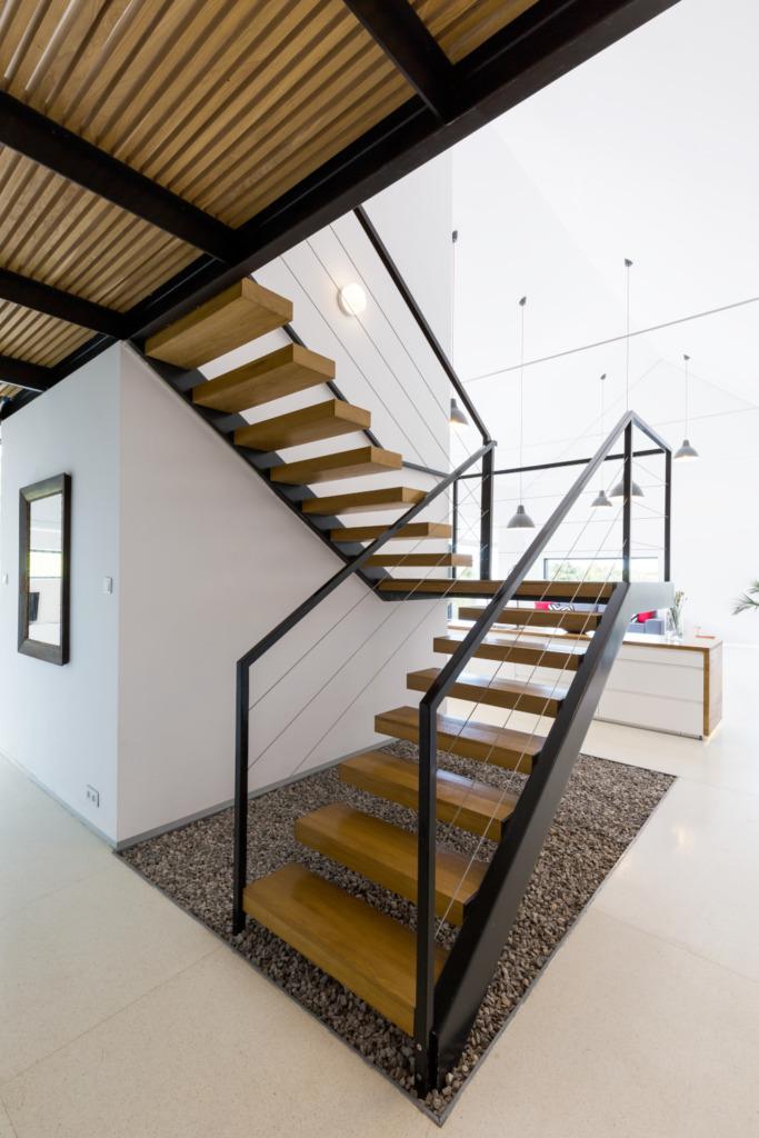 escalier-mezzamine